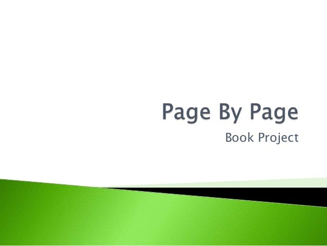 Page by page