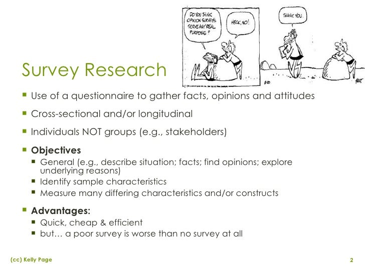 Survey Questionnaire Design In Applied Marketing Research