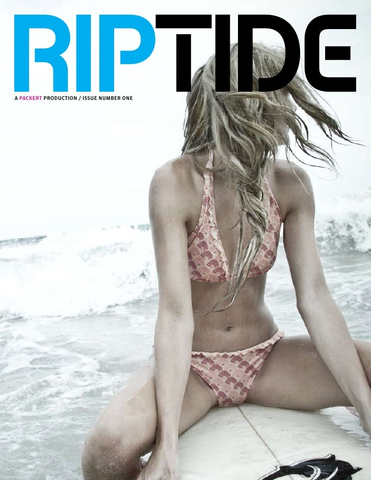 riptide a packert production / issue number one