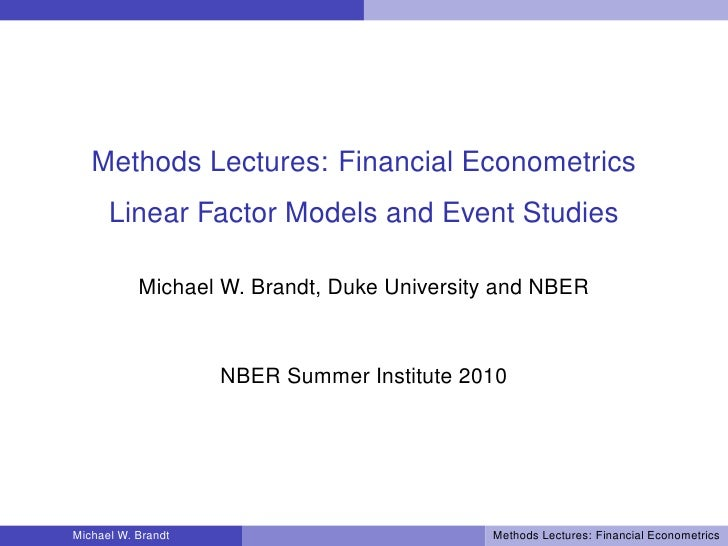Pages from fin econometrics brandt_1