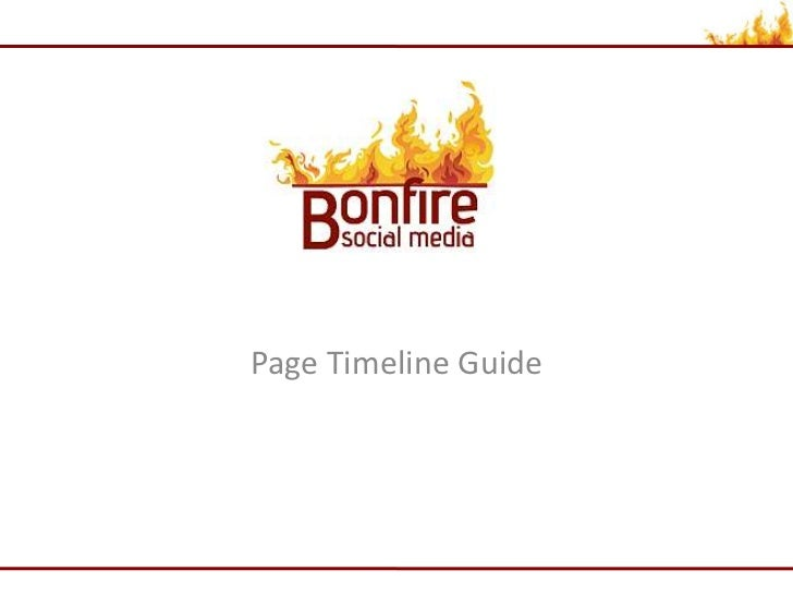 Page Timeline Guide