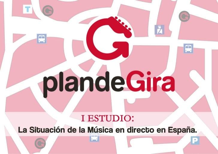 Estudio de mercado por plandeGira