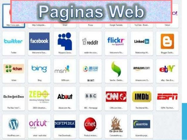 3 3 uso y administraci n de paginas web de inter s for Que es una pagina virtual