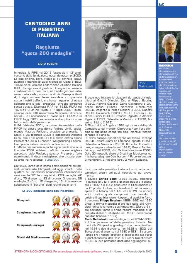 N°4 interno_S&C 07/11/12 14.53 Pagina 5                                                                                   ...