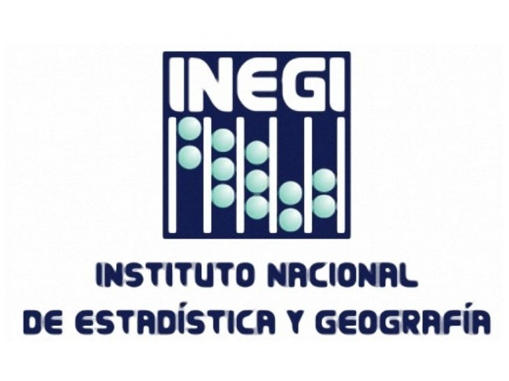 Servicios de información del INEGI.