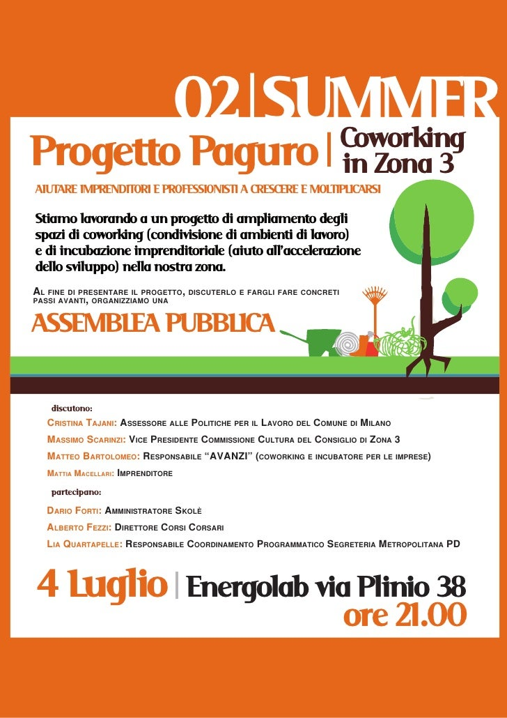 milano _ coworking in zona 3