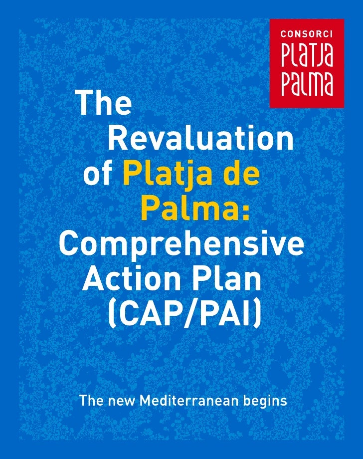 The Revaluation of Platja de Palma. Comprehensive Action Plan