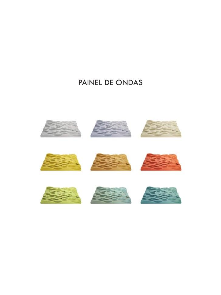 PAINEL DE ONDAS