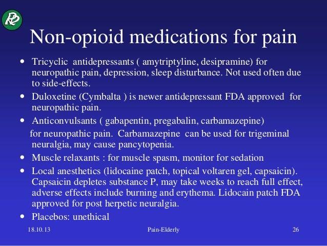 gabapentin causing hip pain