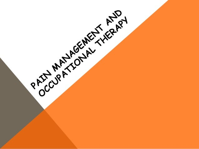 OUTLINE • • • • • • •  Definition of pain Types of pain Definition of pain management Pain management team Clinical condit...