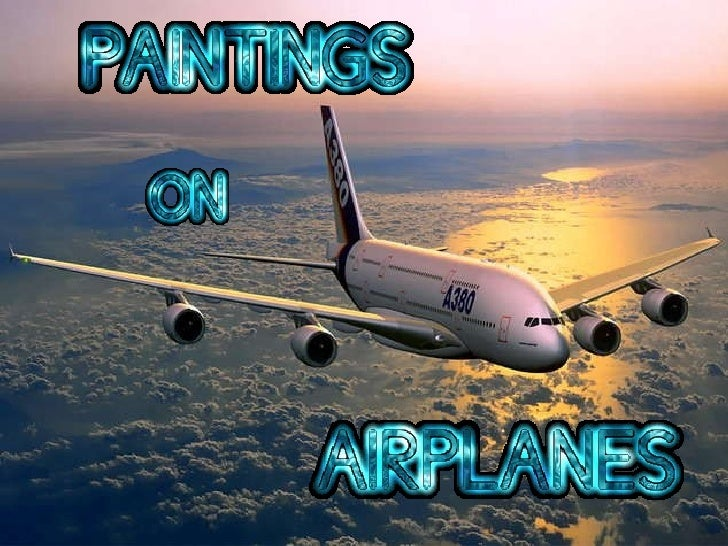 Paintings On Airplanes