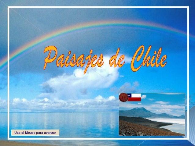 Paisajes De Chile A
