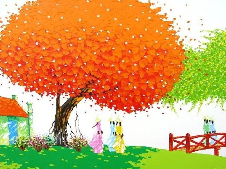 Paisajes Coloristas- Painter Phan Thu Trang