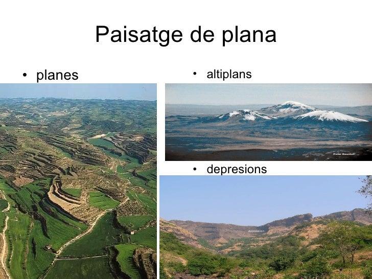 Resultado de imagen de paisatge de muntanya