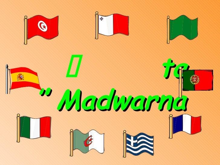  ta'  Madwarna