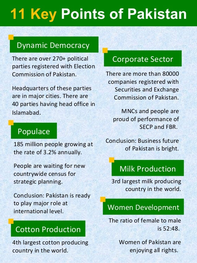 Power Points of Pakistan
