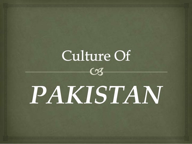 Pakistan the real Islamic Country