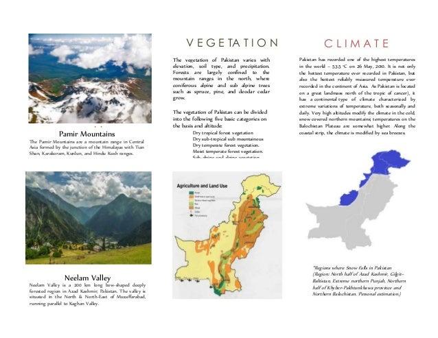Pakistan Tour Brochures