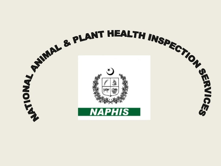 Pakistan National Animal & Plant Health Inspection Service_2012