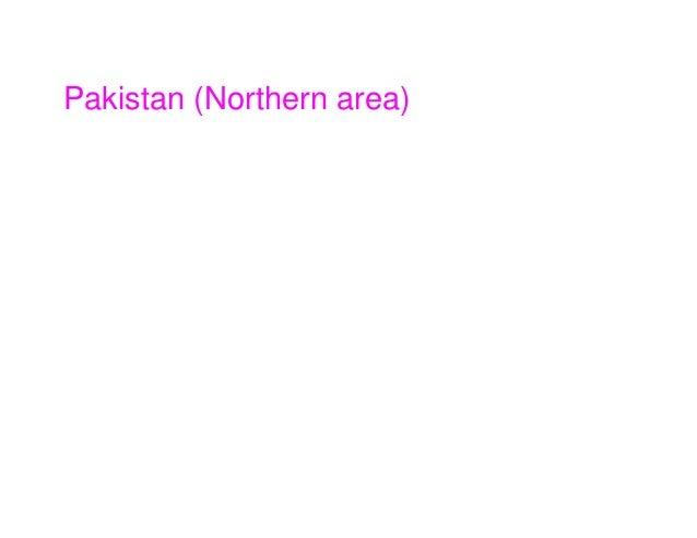 Pakistan (Northern area)