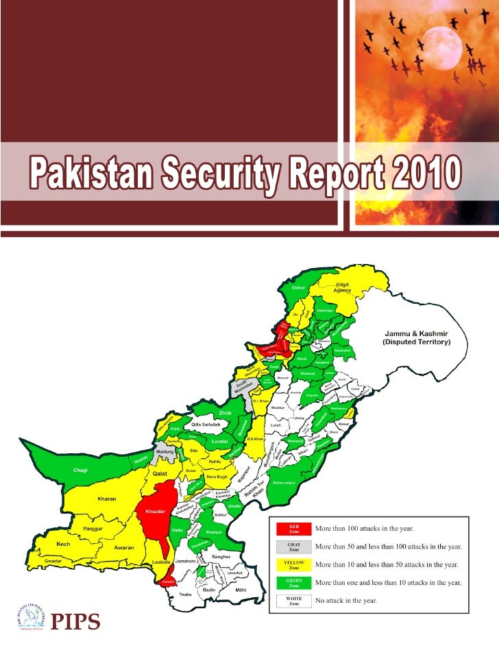 January 2011     Pakistan Security Report 2010        0|Page