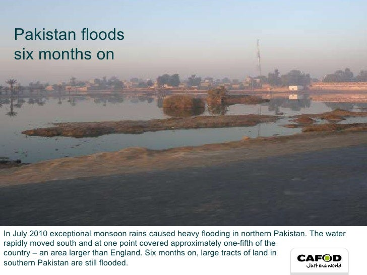 Pakistan six months on photo gallery