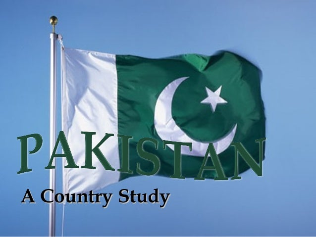 A Country StudyA Country Study