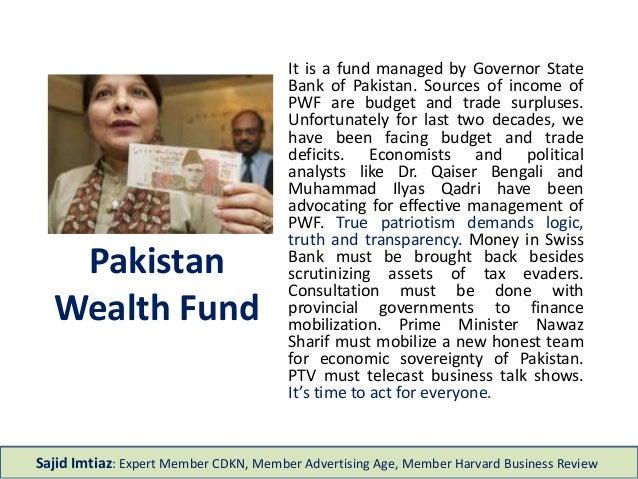 Pakistan Wealth Fund