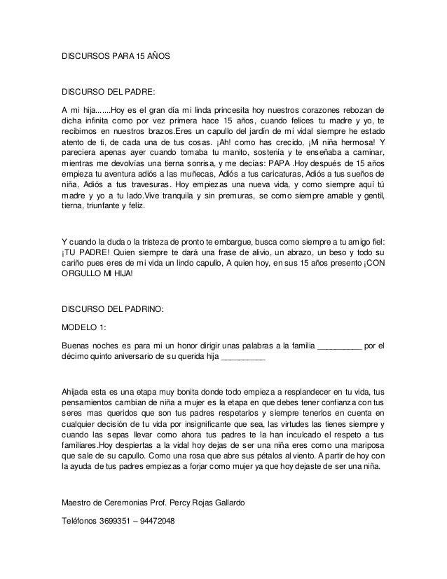 Discurso Por El Dia Del Padre - newhairstylesformen2014.com