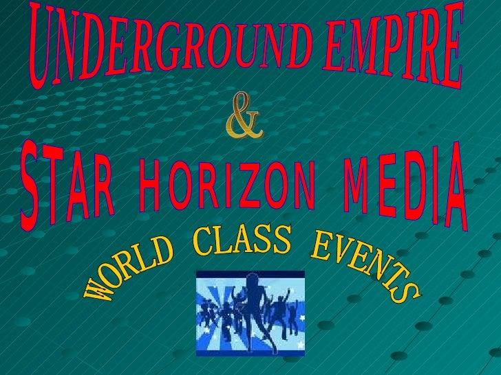 Moon Palace Resorts Presentation