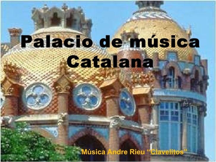 Palacio de Música Catalana (Cmp)