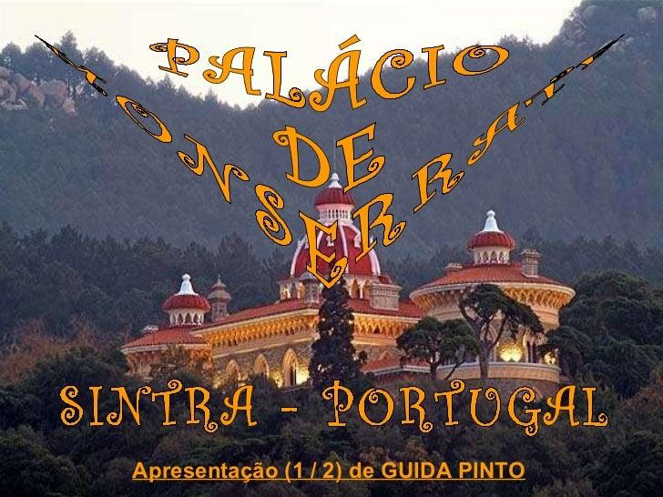 Sintra-Paláciode Monserrate