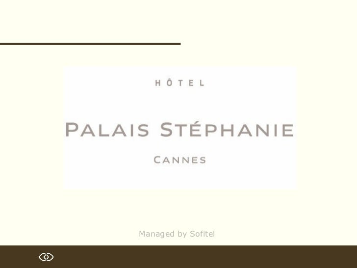 Palais StéPhanie Cannes Business