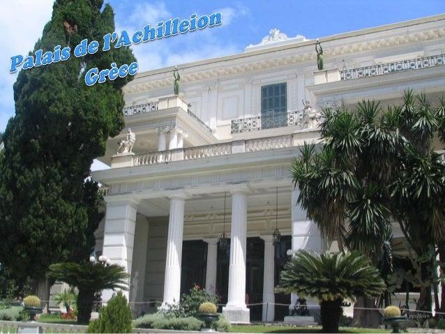 Le palais se trouve sur la côte orientale de Corfu.      Il fut construit entre 1889 et 1891 par l'Impératrice Sissi comme...