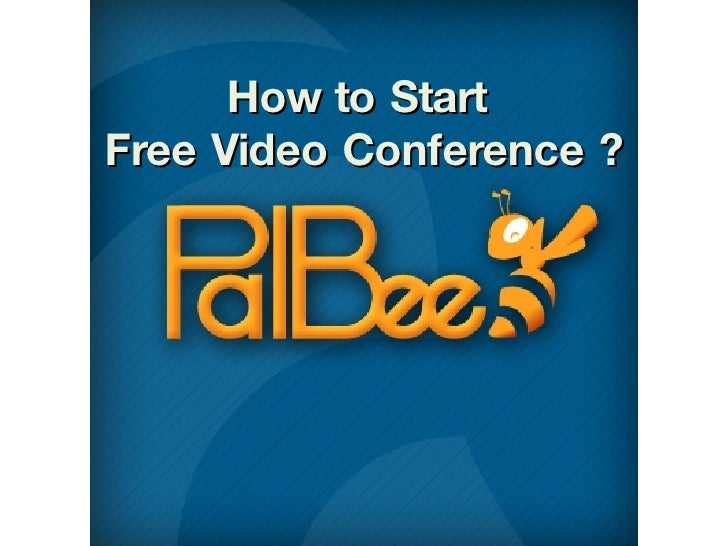 How to Start  Free Video Conference ?