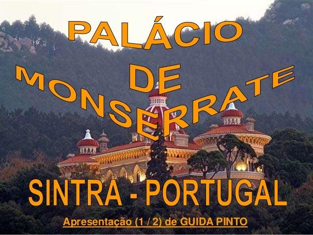 Apresentação (1 / 2) de GUIDA PINTO
