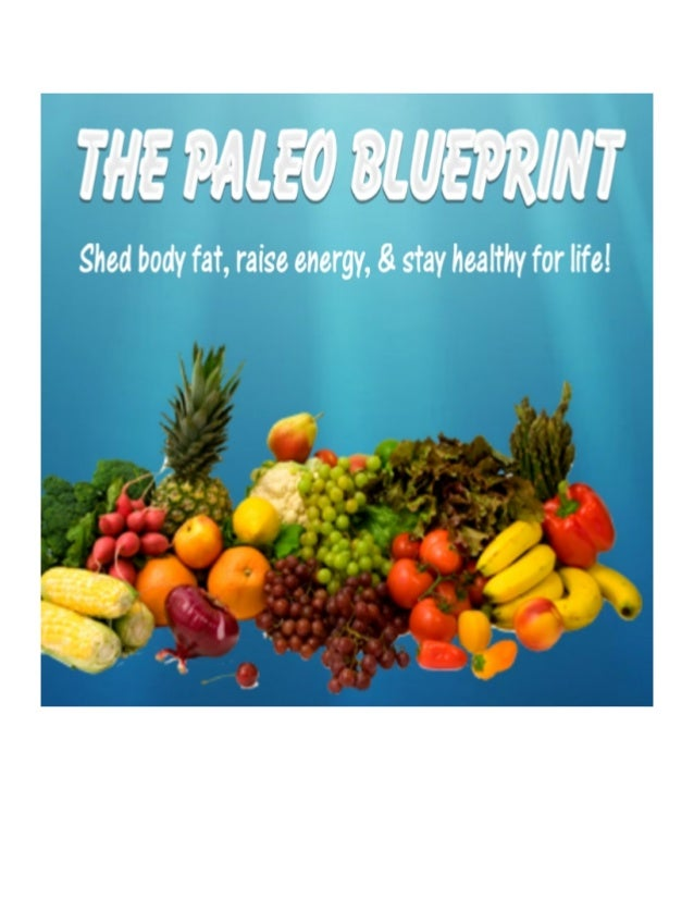 THE PALEO BLUEPRINT THE PALEO BLUEPRINT Shed Body Fat, Raise Energy & Stay Healthy for Life Presented by: Carey Heart http...