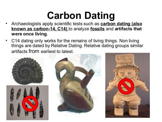 Methods of dating fossils in history