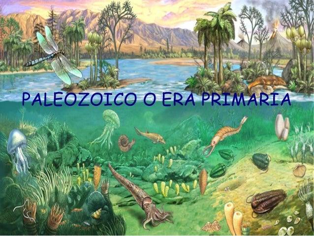 Paleozoico isabel flores, daniel y francisco