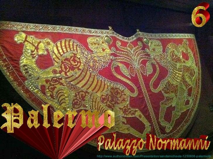 Palermo Palazzo Normanni2