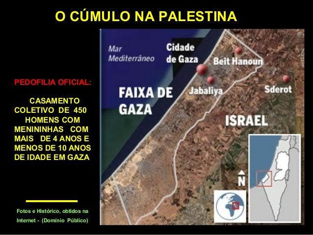 PEDOFILIA OFICIAL:CASAMENTOCOLETIVO DE 450HOMENS COMMENININHAS COMMAIS DE 4 ANOS EMENOS DE 10 ANOSDE IDADE EM GAZAO CÚMULO...