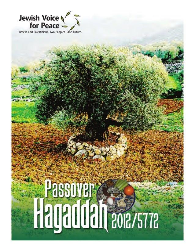 Passover Hagaddah2012/5772