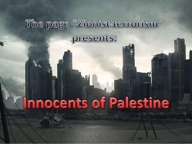 Palestine's children killed by zionists everyday