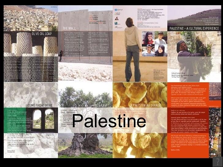 Palestinian Culture Part 1