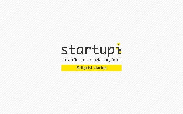 Zeitgeist startup
