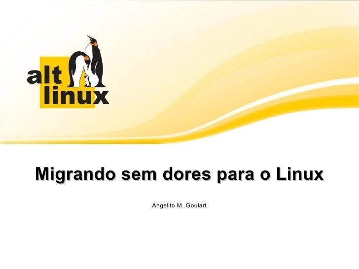 Palestra Alt Linux