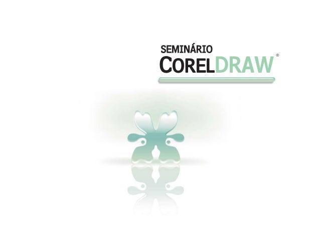 Palestra Origem CorelDraw e Desktop Publishing (DTP)