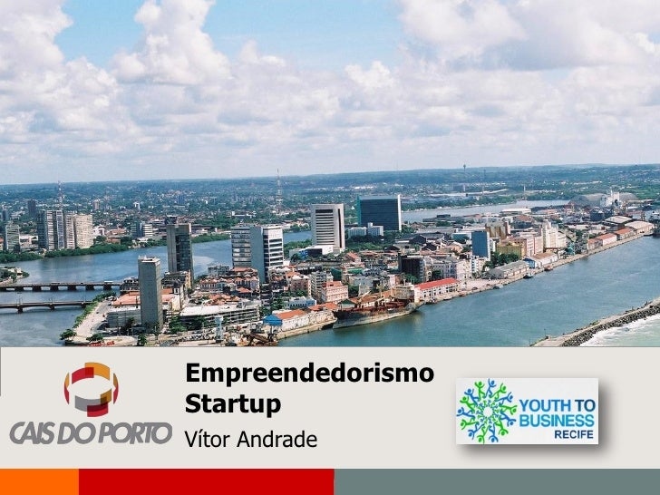 Palestra Empreendedorismo Startup no Youth to Business Recife