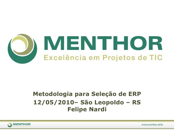 Palestra ERP Graduação v1.0