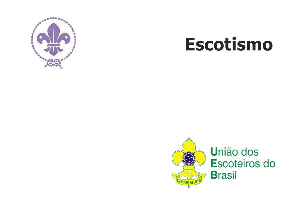 Escotismo